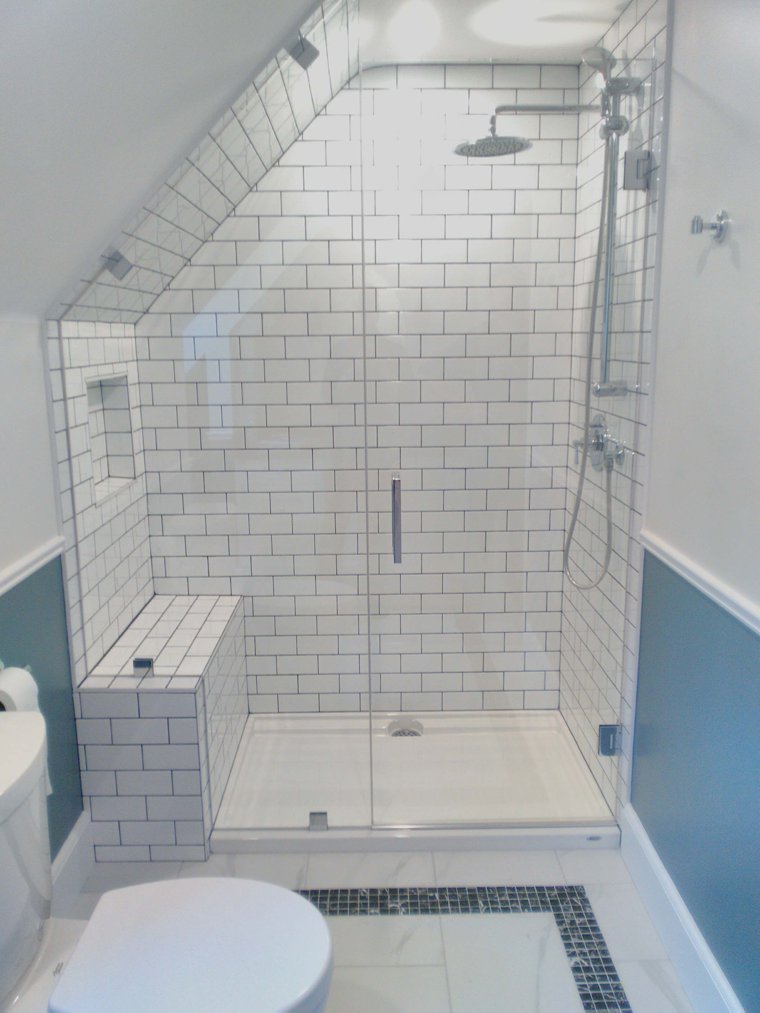 Showers Glass