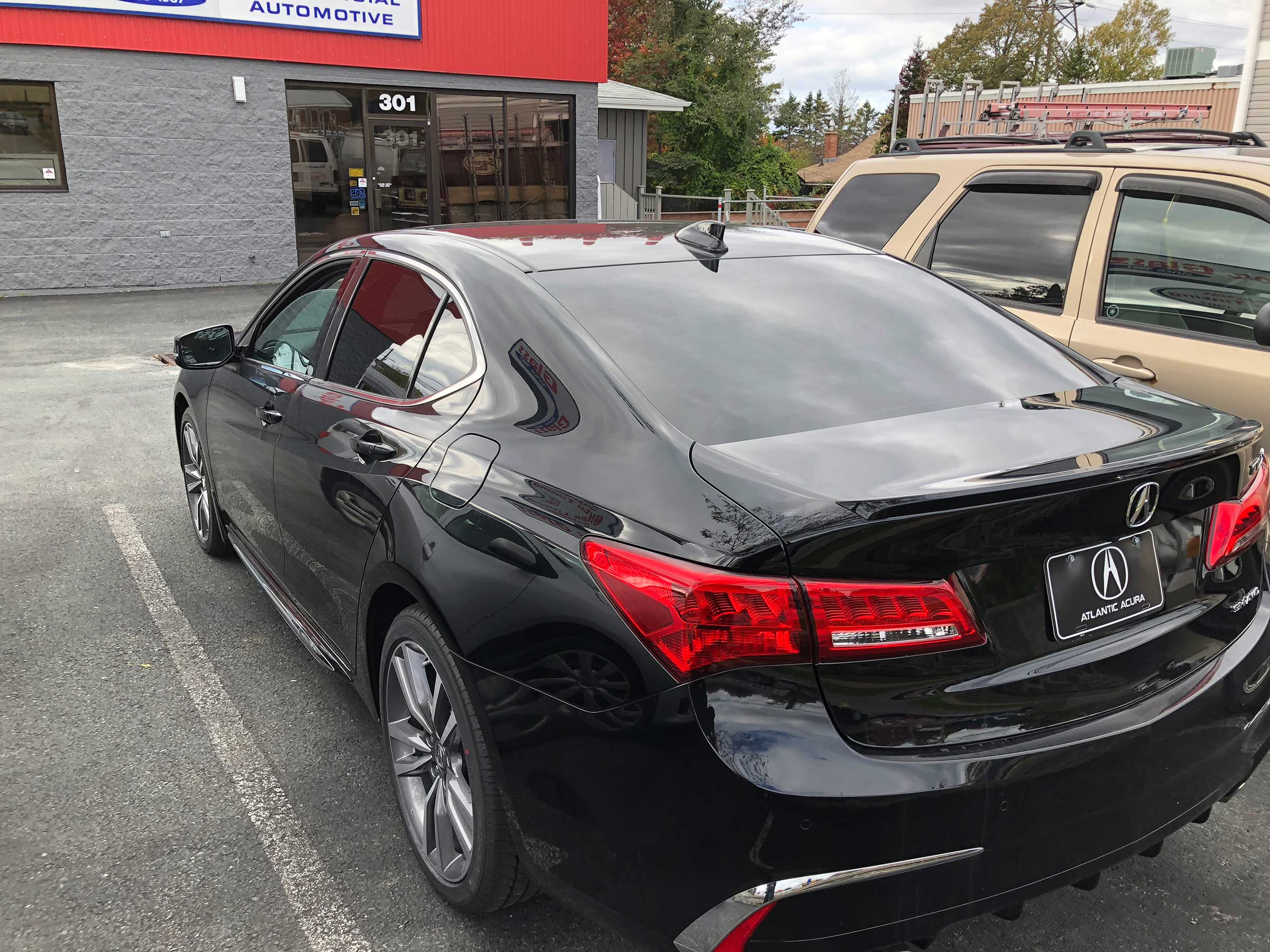 Auto Glass Tinting Dartmouth